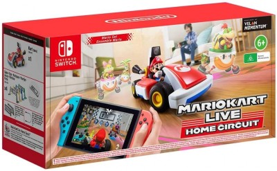 Mario Kart Live: Home Circuit - Ensemble Mario - Switch