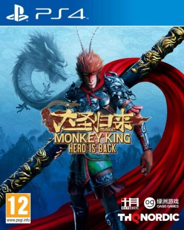 Monkey King : Hero is Back   - Playstation 4