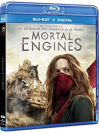 Mortal Engines  - BluRay