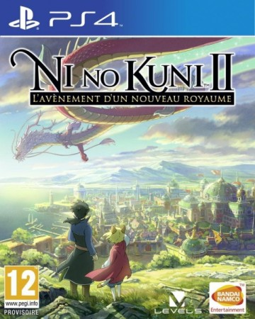 Ni no Kuni II - Playstation 4