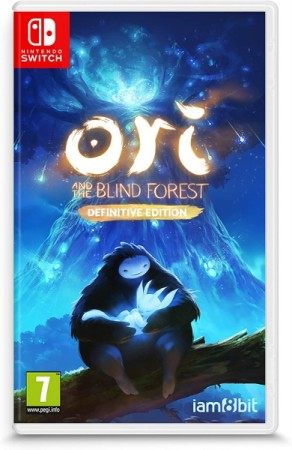 Ori and The Blind Forest - Definitive Edition  - Switch