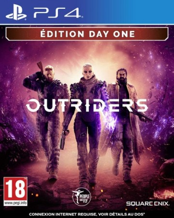 Outriders Édition Day One  - Playstation 4