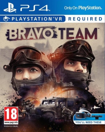 Bravo Team  - Playstation 4