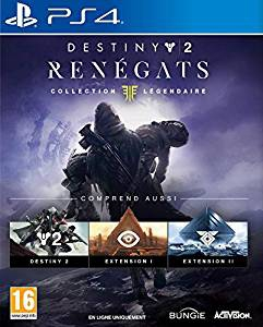 Destiny 2 : Renégats - Collection Légendaire  - Playstation 4