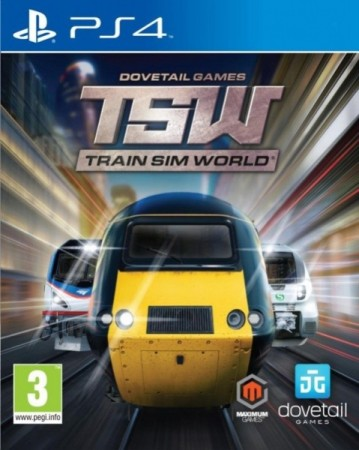 TSW : Train Sim World  - Playstation 4