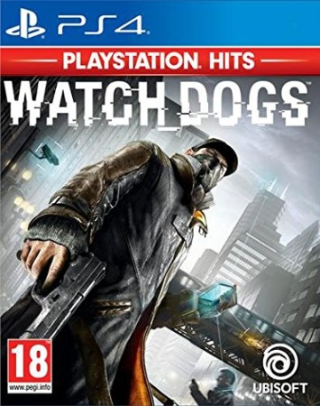 Watch Dogs - Playstation Hits - Playstation 4