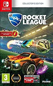Rocket League - Collector's Edition - Switch