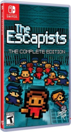 The Escapists Complete Edition (import USA) - Switch