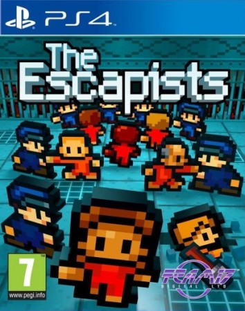 The Escapists - Playstation 4