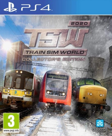 Train Sim 2020 - Collector's Edition - Playstation 4