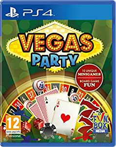 Vegas Party   - Playstation 4