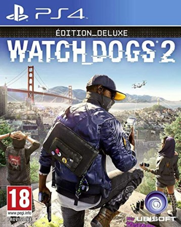 Watch Dogs 2 - Édition Deluxe - Playstation 4