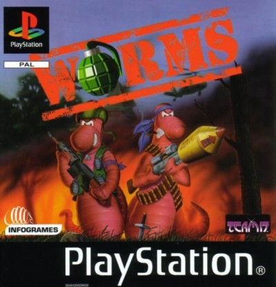 Worms - Playstation One