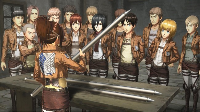 AOT2 Final Battle 3