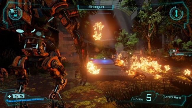 Beyond FLesh and Blood (3)