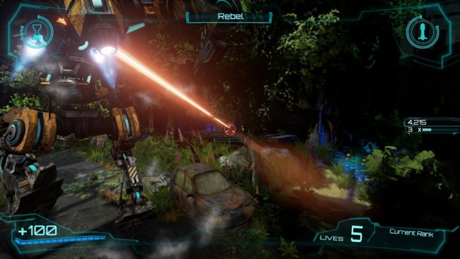 Beyond FLesh and Blood (4)