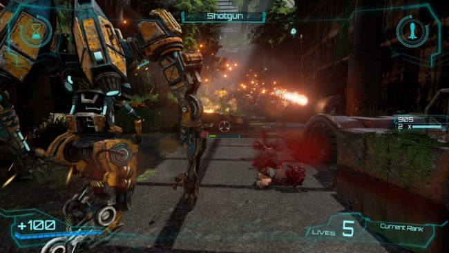 Beyond FLesh and Blood (5)