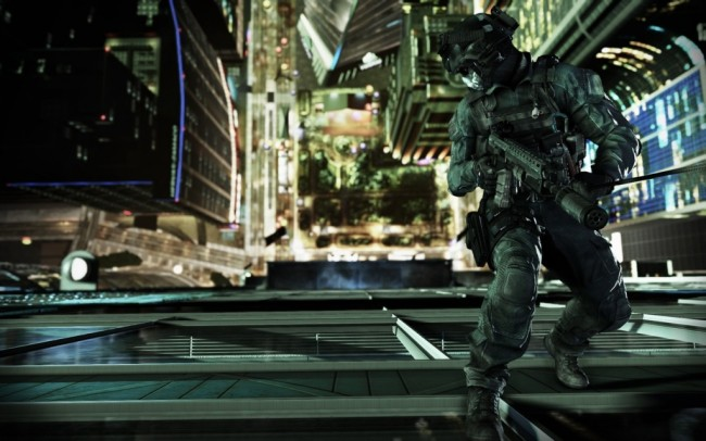 Call of Duty Ghosts (screen4)