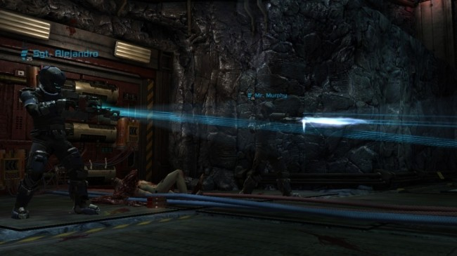 dead space 2 screen3