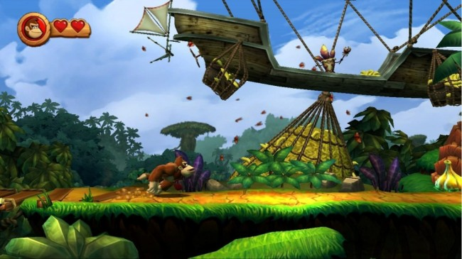 donkey kong country screen6