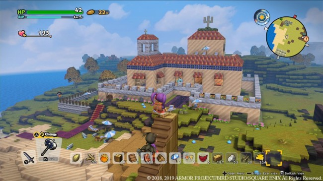 Dragon Quest Builders 2 1
