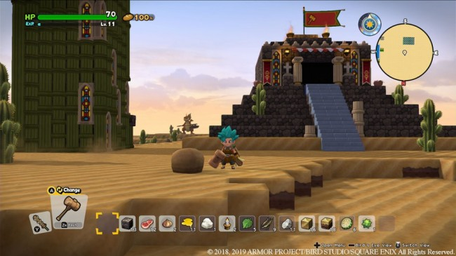 Dragon Quest Builders 2 4