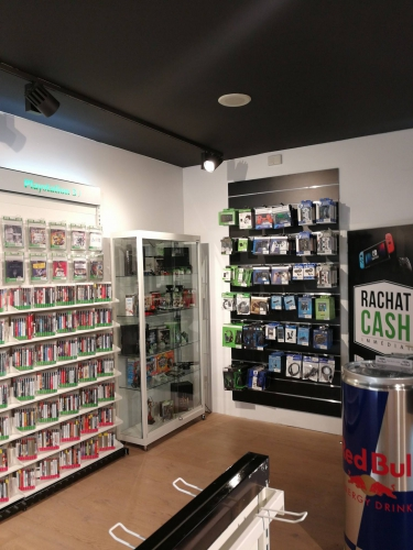 gamecash rocourt rachat cash