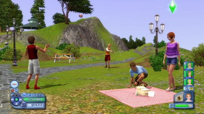 les sims 3 screen3