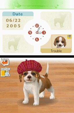 nintendogs screen1