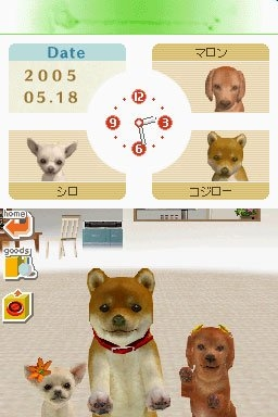 nintendogs screen2