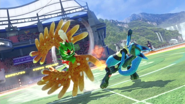 Pokkén Tournament DX 6