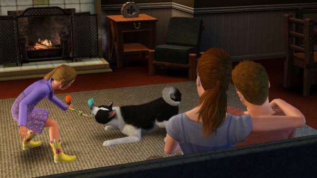 sims 3 animaux & cie screen2