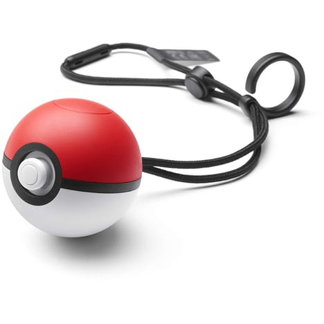SWI POKEMON PIKACHU + POKEBALL 2