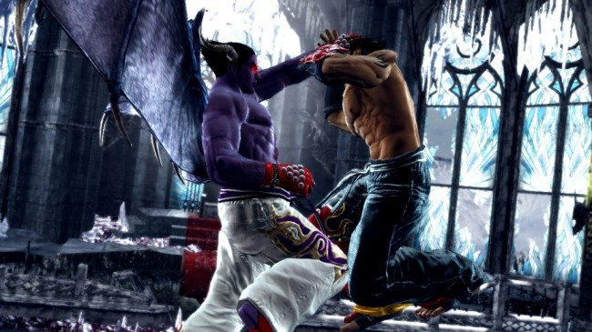 tekken tag tournament 2 screen3