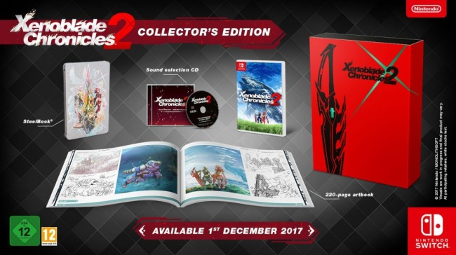 Xenoblade Chronicles 2 collector (2)